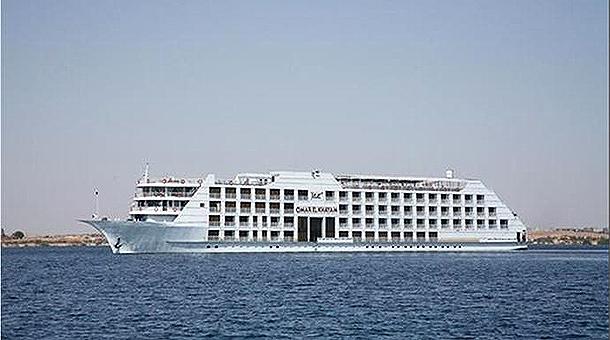 M/S Jaz Omar El Khayam (Lago Nasser)