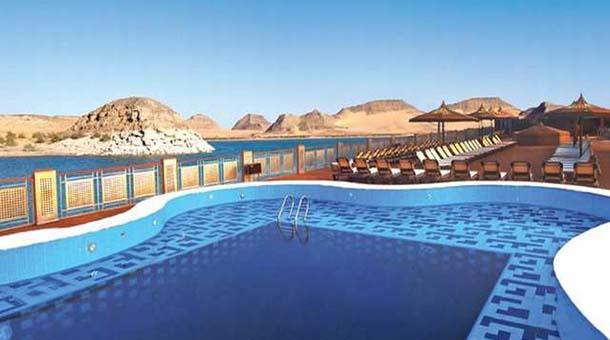 M/S African Dreams Lago Nasser