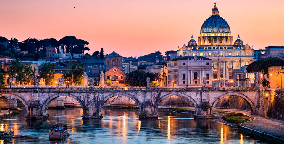 Ofertas de viajes a Italia