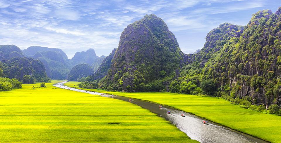 Ofertas de viajes a Vietnam