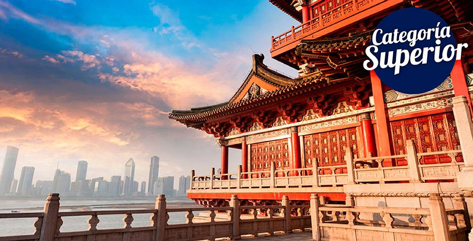 Ofertas de viajes a China