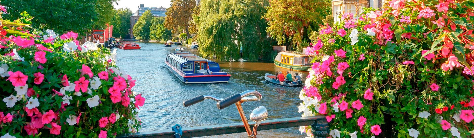 Ofertas de viajes a Holanda