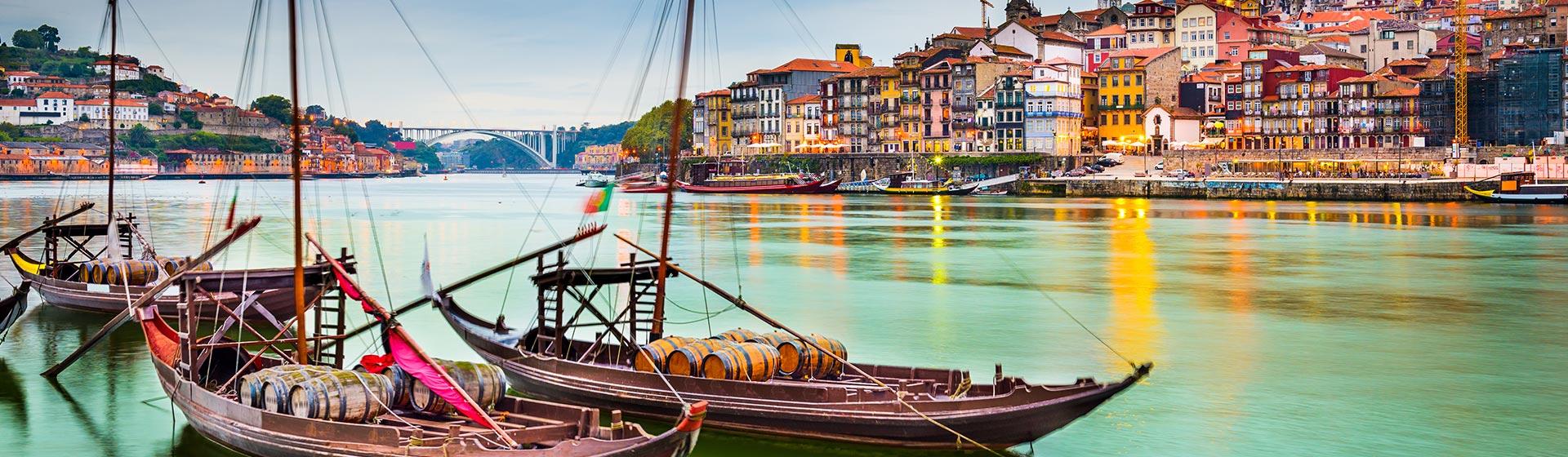 Ofertas de viajes a Portugal