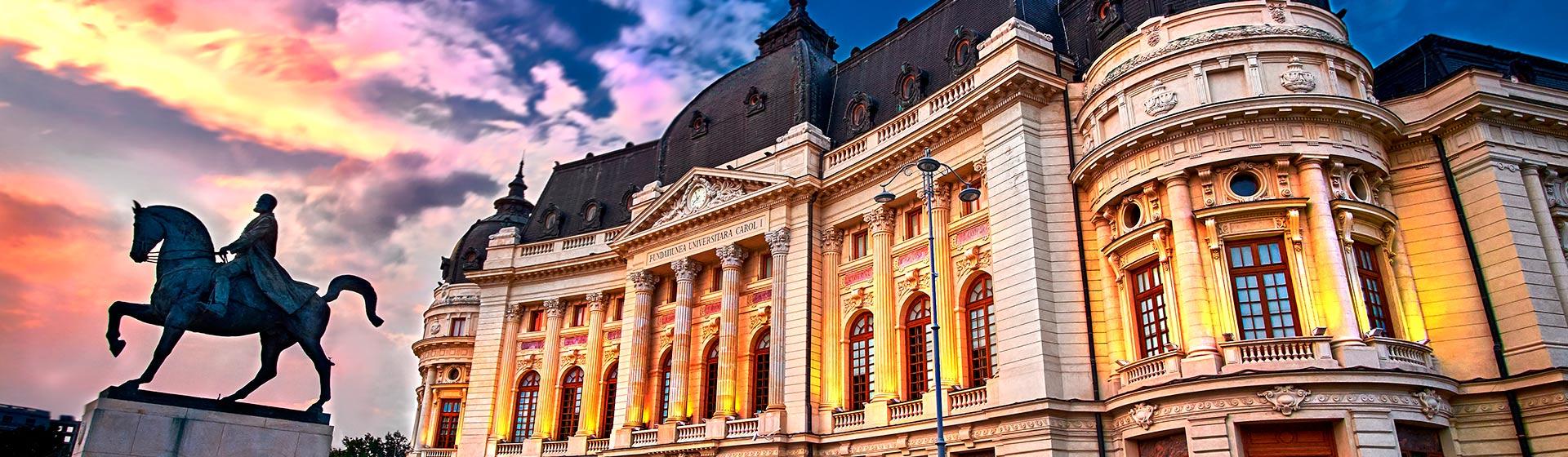 Ofertas de viajes a Rumanía
