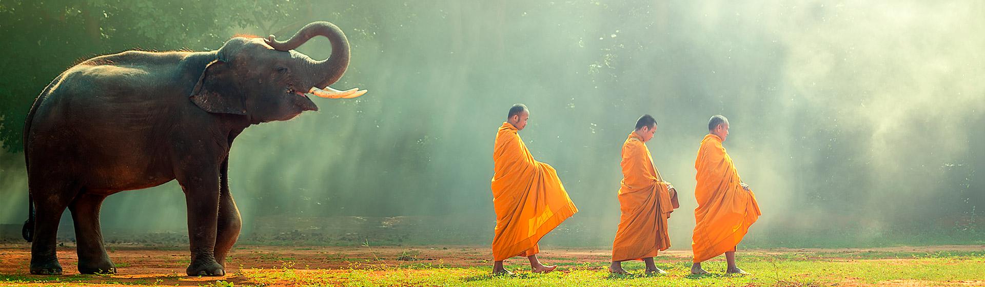 Ofertas de viajes a Thailandia