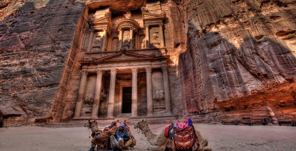 Ofertas de viajes a Jordania