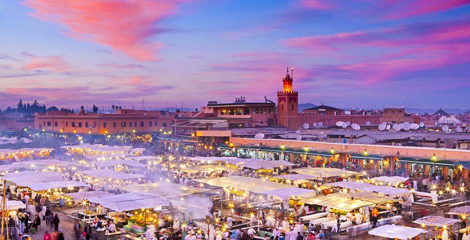 Ofertas de viajes a Marruecos