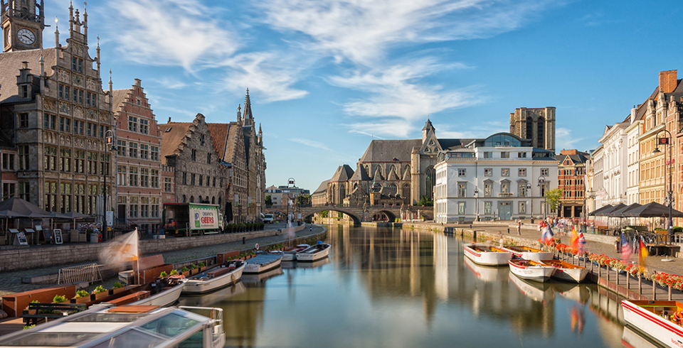 Ofertas de viajes a Bélgica