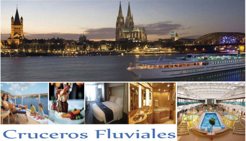 cruceros fluviales Dynamic Tours