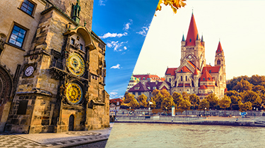 Praga-Viena - 5 días