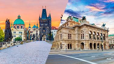 Praga-Viena - 7 días