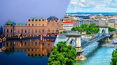 Viena - Budapest (5D/4N)