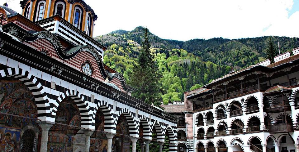 Los Balcanes y El Mar Negro ,