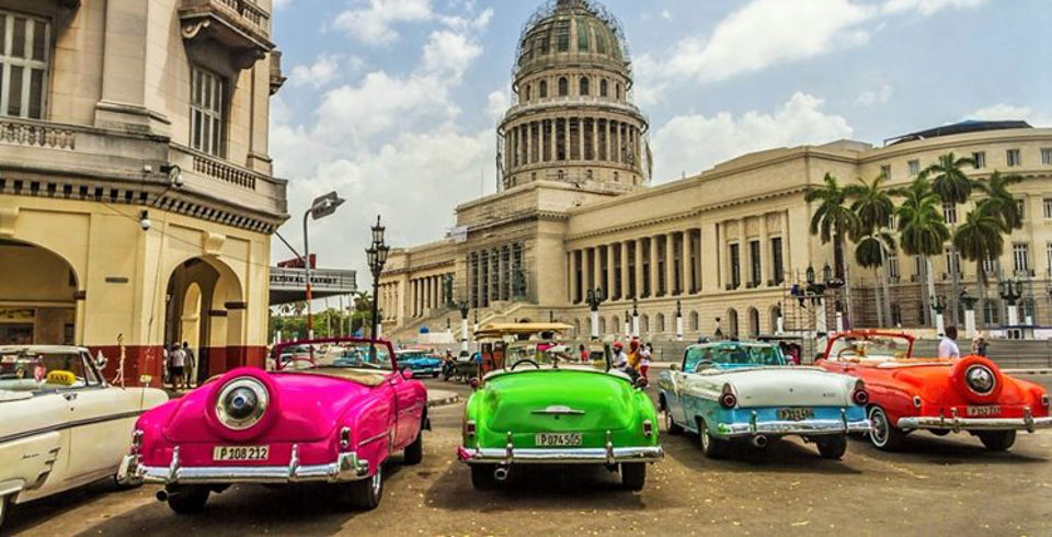 9D/7N en La Habana