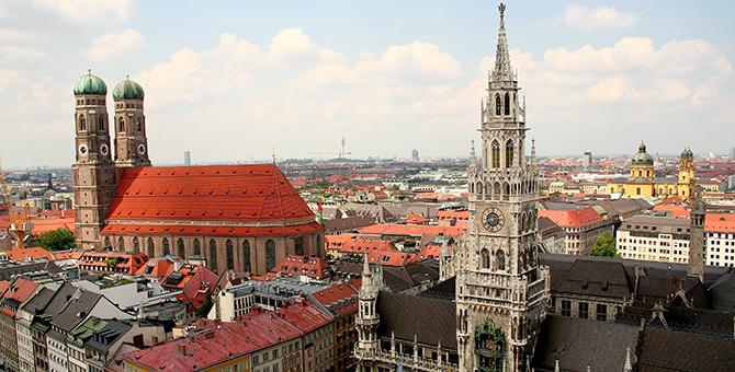 Disfruta de Múnich