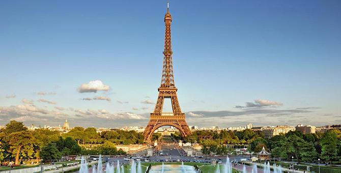 Disfruta de París