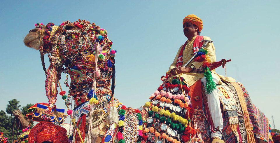La Feria Del Pushkar ( Solo 1º Noviembre )