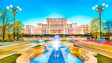 Descubre Bucarest