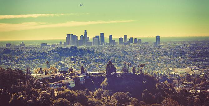 Estancia en Los Angeles