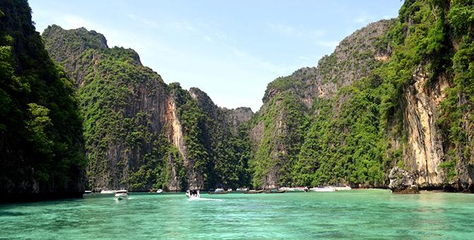 Súper Thai y Bali
