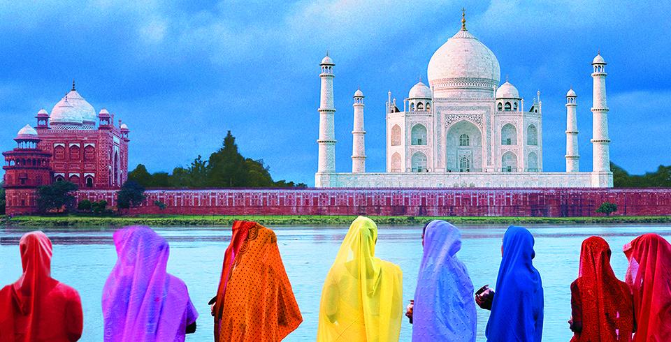 Colores De La India *