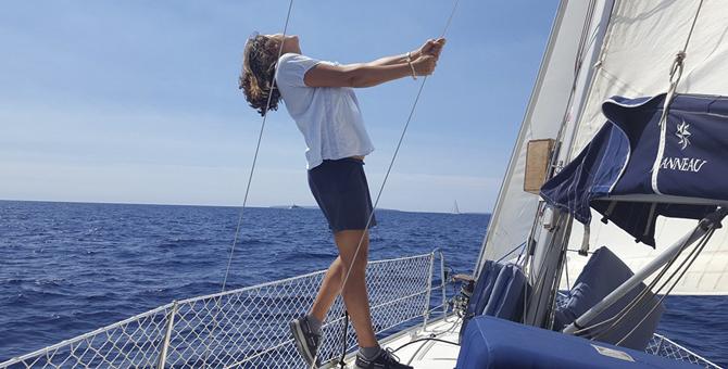 Ibiza y Formentera ~ 6 Días Vela & Buceo