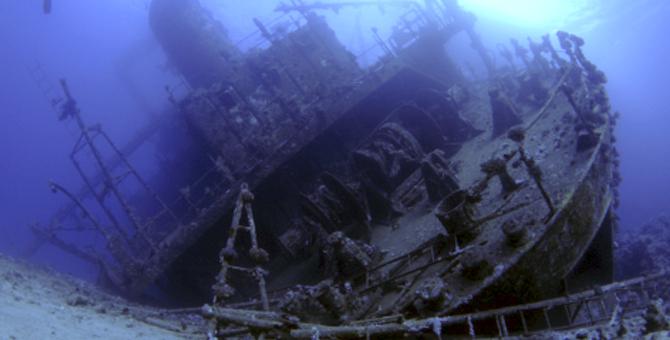 Mar Rojo · Top Wrecks & Coral Reef
