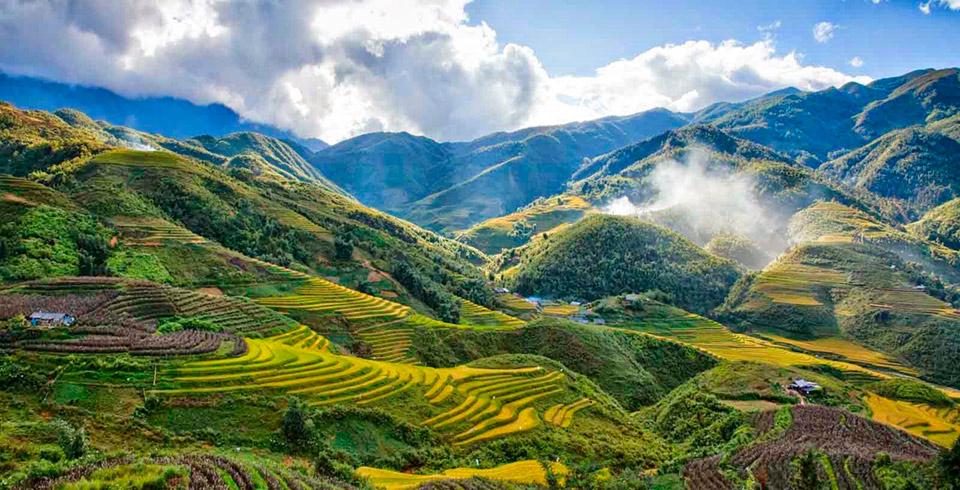 Sapa y Vietnam al Completo