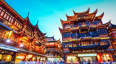 Descubre China