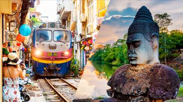 Vietnam Esencial , Delta y Camboya