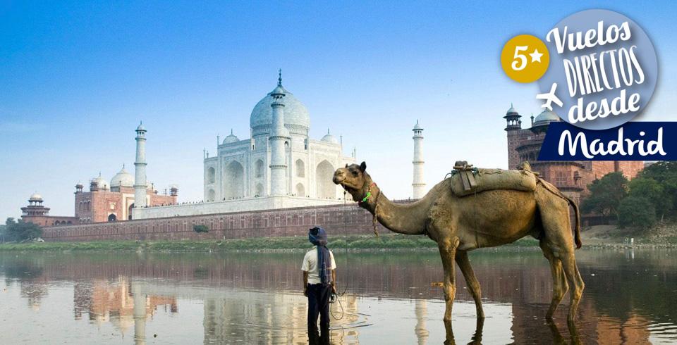 Increíble India