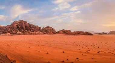 Maravillas del Hachemita y Wadi Rum *