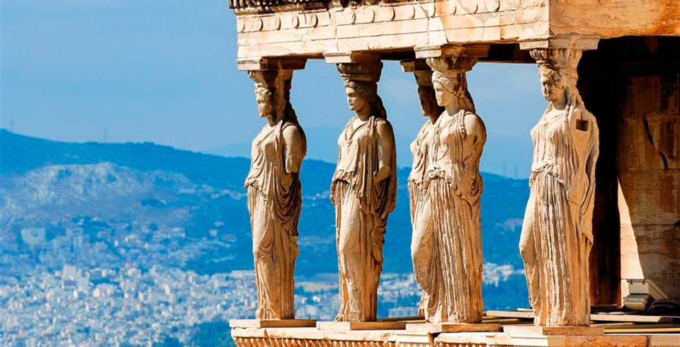 Conocer Atenas