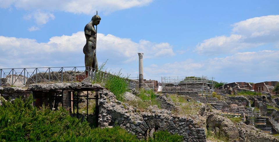 Camino De Emperadores Con Napoles y Pompeya