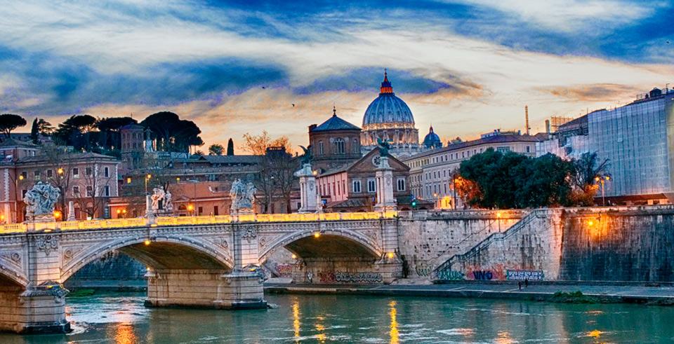 Delicias De Roma , Venecia y Florencia