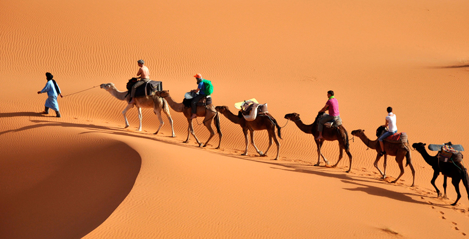 Escapada Riad Marrakech Sin Vuelo