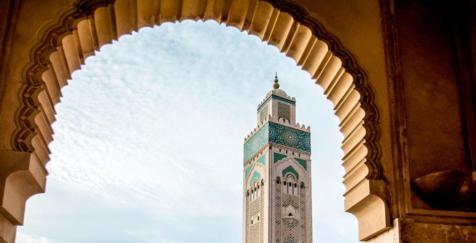Marrakech Con Noche en Desierto Zagora