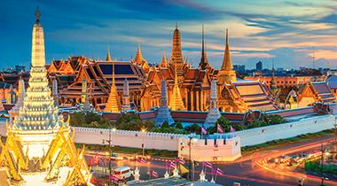 Bangkok y Triangulo De Oro