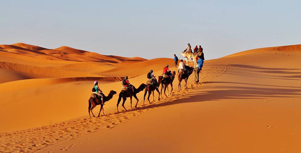 Puerta Del Desierto Fin de año Con Vuelo
