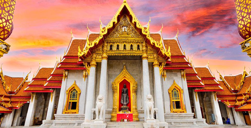 Descubre Tailandia 1