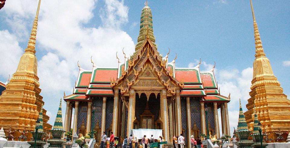 Bangkok De Norte A Sur