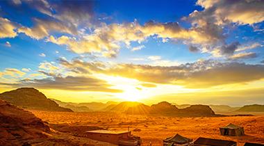 Jordania Fascinadora, Wadi Rum y Mar Muerto *
