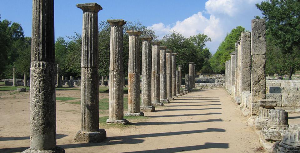 Atenas Con Olympia y Delfos