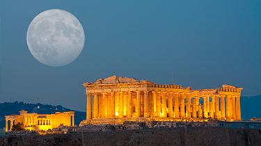 Atenas Con Olympia-Delfos-Kalambaka