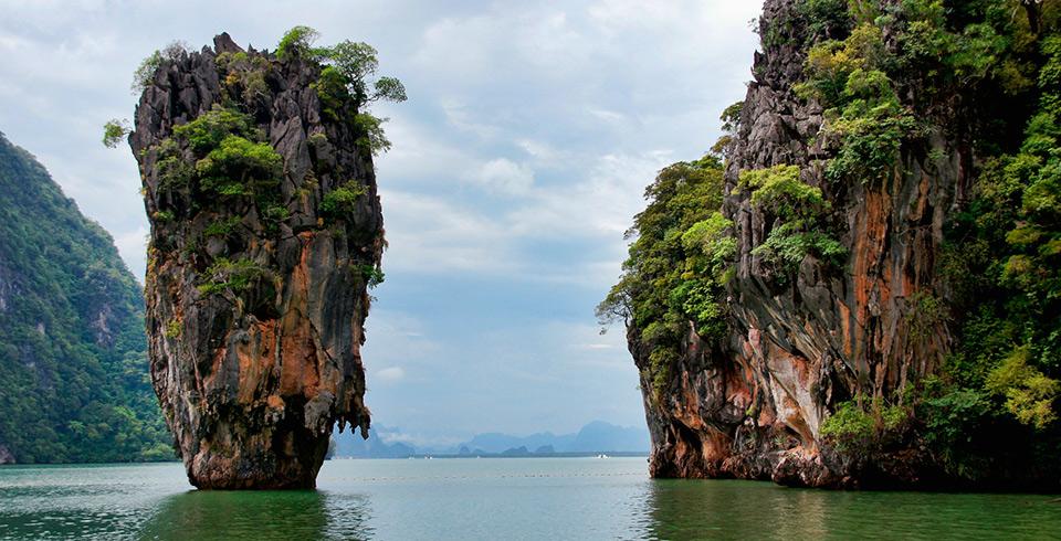 Bangkok De Norte A Sur y Phuket