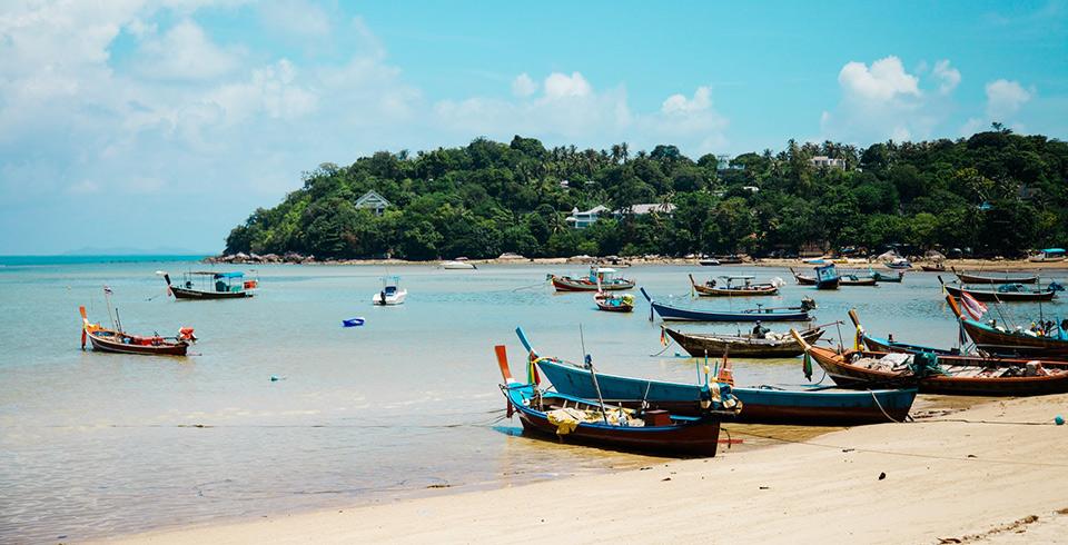 Descubre Thailandia y Phuket