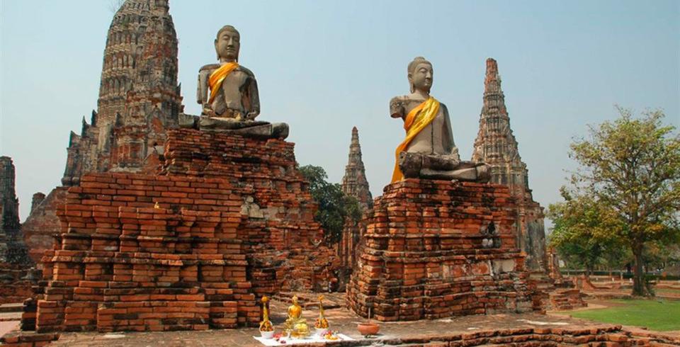 Capitales De Siam y Phuket