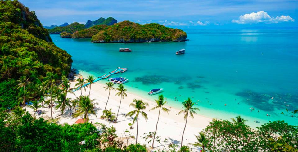 Descubre Thailandia 1 y Krabi