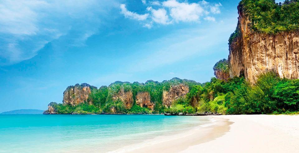 Descubre Thailandia y Krabi