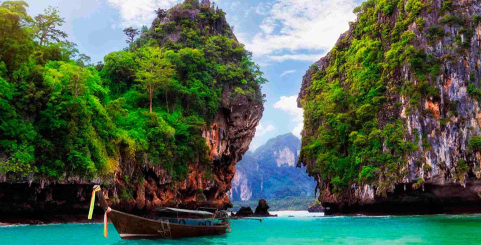 Thailandia Esencial y Krabi